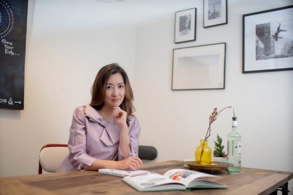 總編輯專訪|鄧惠文:中年女性該有的自覺,我做的都出於自願,我不願的不再被勉強