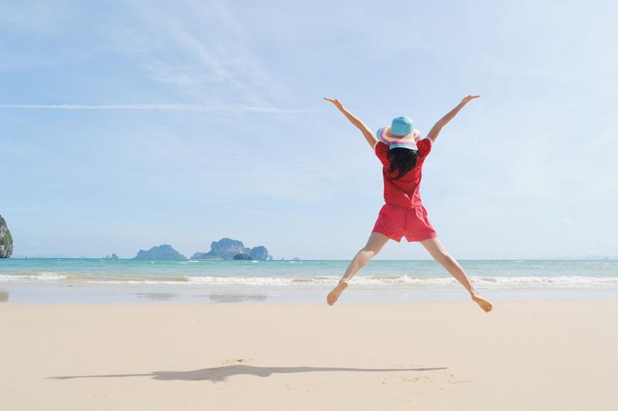 【林靜芸專欄】92%新年願望會失敗,為何?做「立即可做」的事,健康馬上來