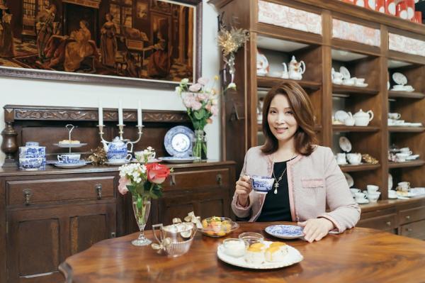 如何在家舉辦一場美好下午茶?Kelly:英式茶點與布置入門,與最重要的休息哲學