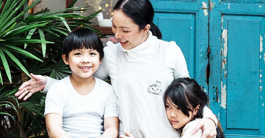 劉昭儀:所謂家人,就是各自以一生的時間,認清彼此的不完美,以及不完美契合成的理所當然