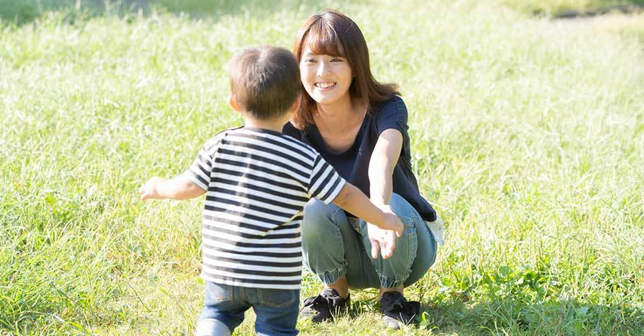 給孩子的讚美無須過分的掌聲和歡呼,只要將父母對孩子「認可」的話語傳達給他就好