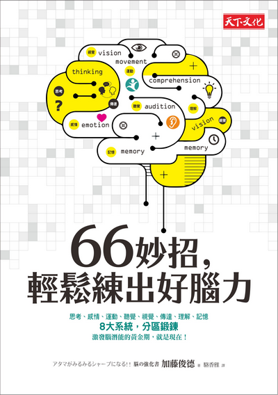 66妙招,輕鬆練出好腦力