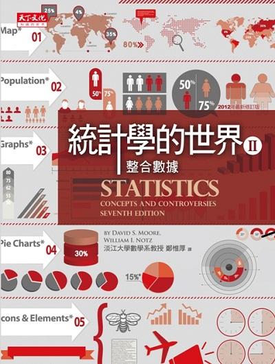 統計學的世界II(2012年最新修訂版)
