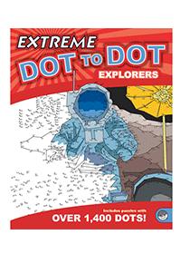 【美國 MindWare】超級數字連連看:探險家系列
