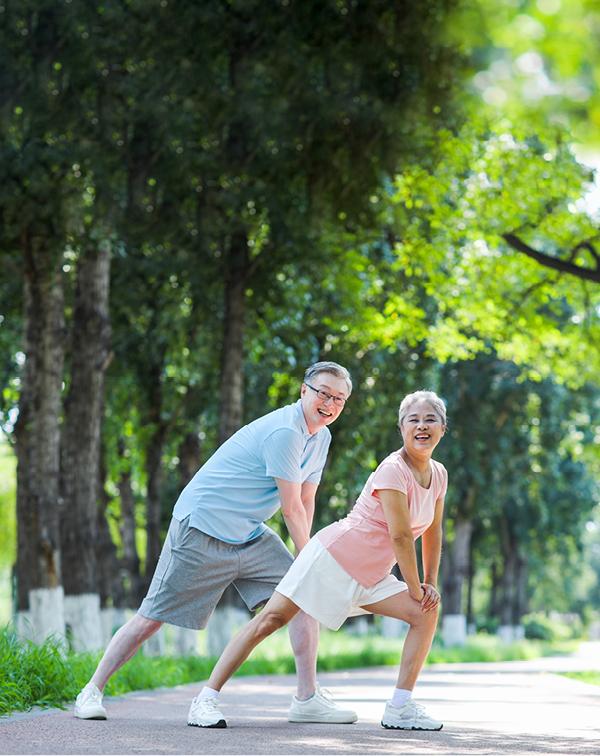 如何讓體力與免疫力逐步變好,到老無病痛?