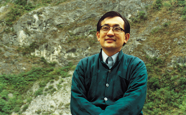 沈君山(1932-2018)