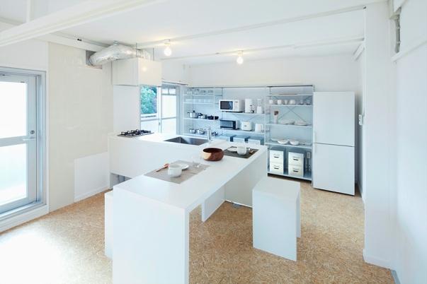 組合式廚房