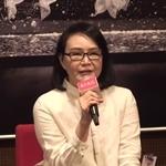 張毅、楊惠姍分享電影合作淵源,楊惠姍永遠珍惜每一個學習機會。