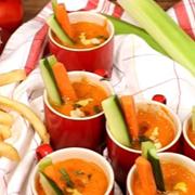 《歐普拉的療癒廚房》番茄濃湯時尚新吃法!一次滿足四種不同口味需求!