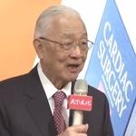 《台灣心臟外科第一人》新書記者會-洪啟仁醫師致詞
