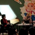 許芳宜《不怕我和世界不一樣》國際書展座談