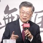 《無我無框》新書記者會-陳冲資政致詞
