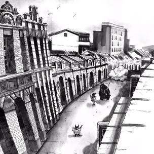 《旅人島:我們三の北台灣旅記》—三峽老鎮篇
