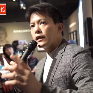 20160115謝哲青個人紙鈔收藏展:佈展縮時影片