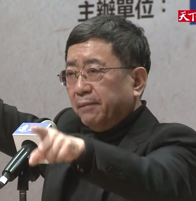文學大師余秋雨 2015訪台系列演講─新北論壇精華2